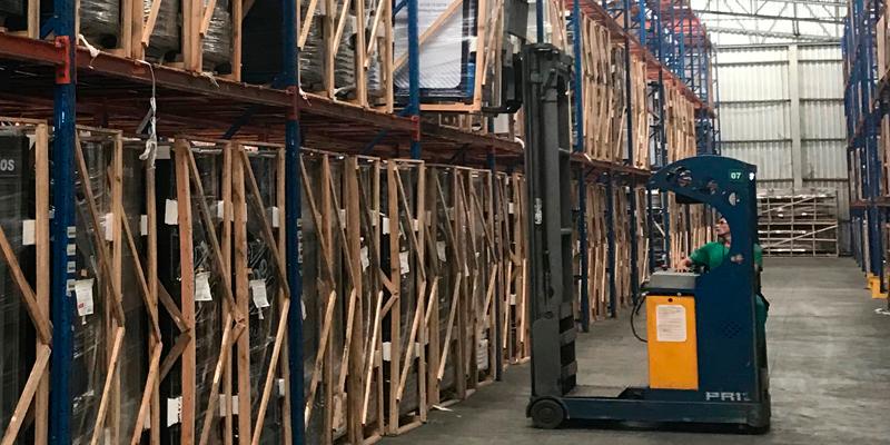 Paletização automatizada: a melhor forma de transportar cargas do seu estabelecimento