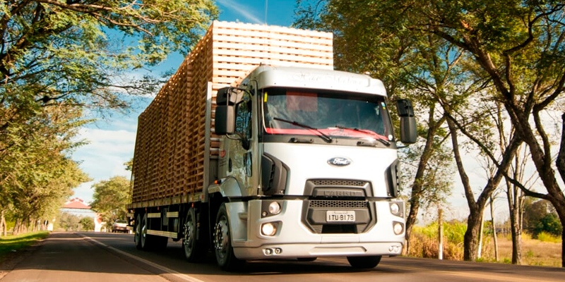 Quais os principais tipos de cargas transportadas?