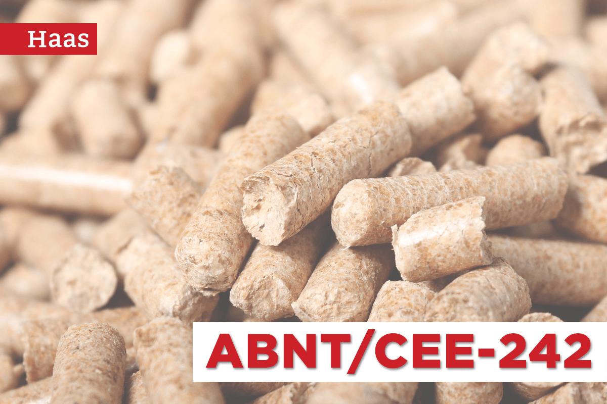 Comissão de Estudos da ABNT irá desenvolver norma técnica para pellets de madeira