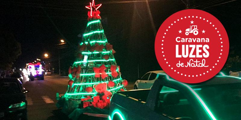 Caravana Luzes de Natal